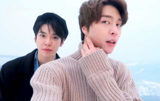 Johnny Has Distributed Videos Behind the Making Screen of the MV Doyoung 'Dear Name'.
