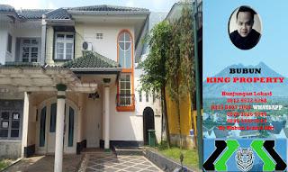 Rp.65 Jt /1t hn Disewakan Rumah Semi Furnis Di Bukit Golf Hijau Sentul City