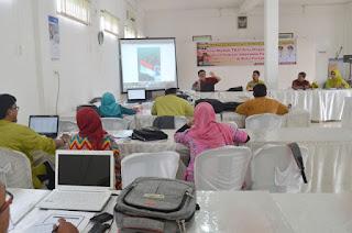 Untuk Sebarluaskan Informasi Kegiatan SOPD, Kominfo Kota Pariaman Gelar Pelatihan Jurnalistik