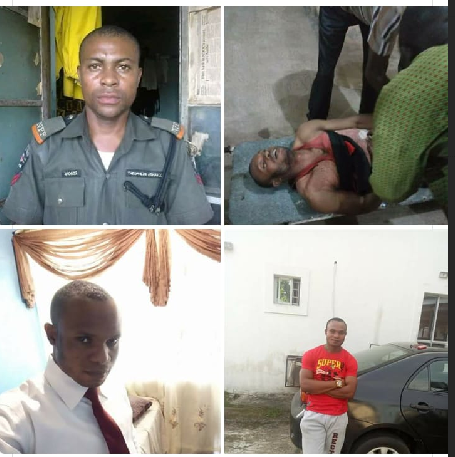 Nigerian police officer on the run after shooting colleague to dead over N100 in Osun election