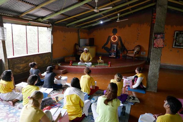 Yoga Teachers Training Course Mysuru at Inteyoga Asharam