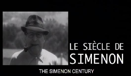 Le siècle de... Georges Simenon