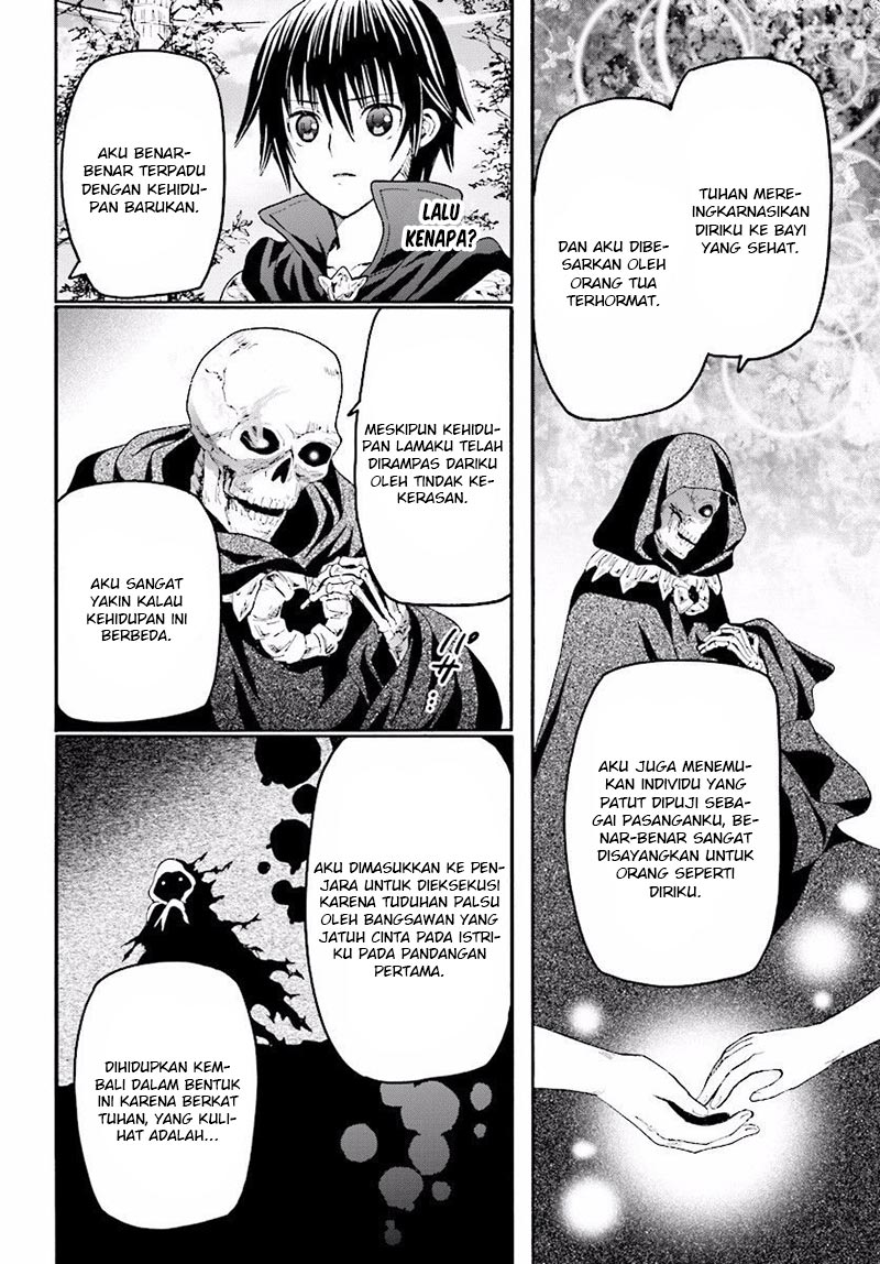 Baca Manga Death March Chapter 24 Bahasa Indonesia