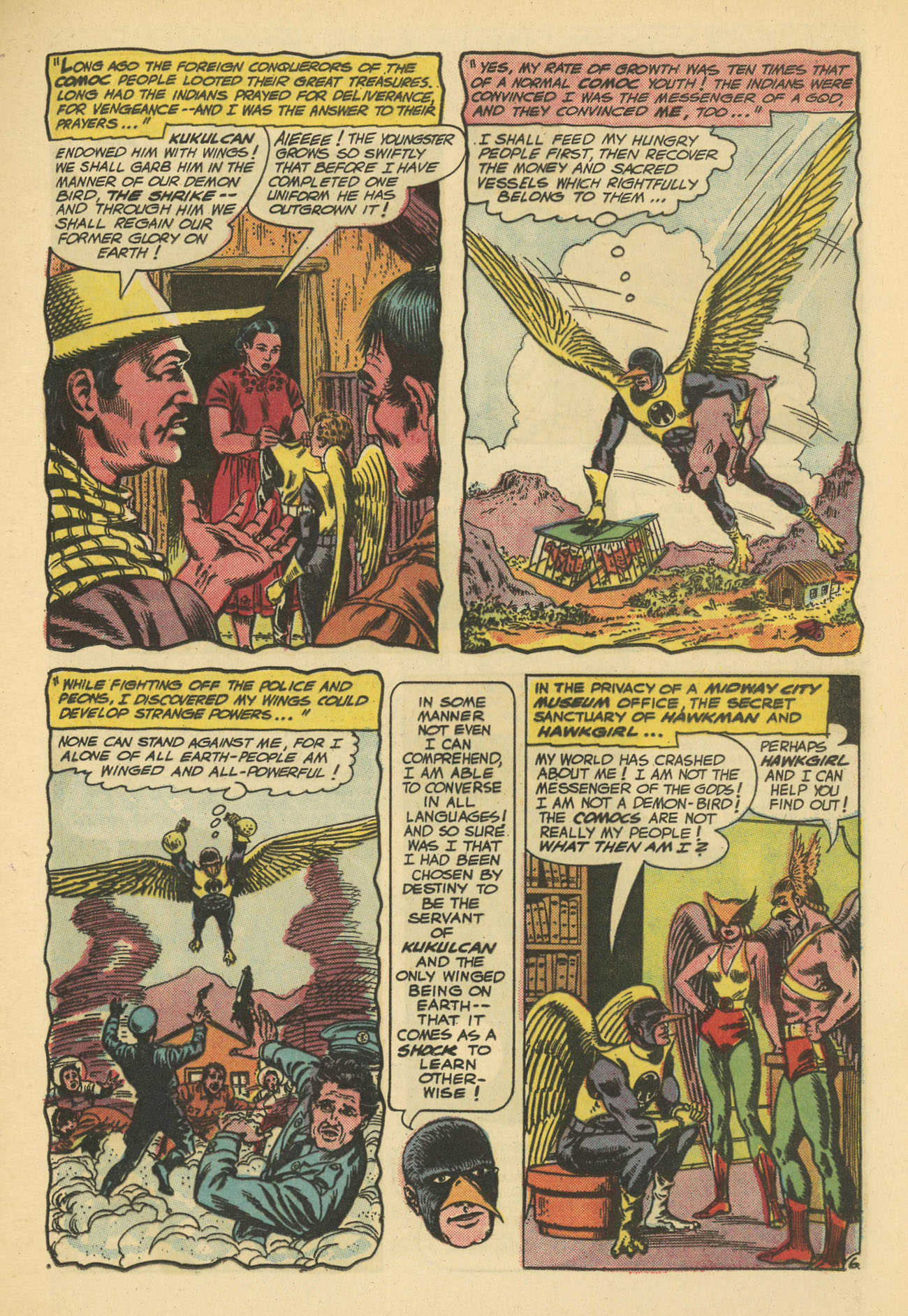 Hawkman (1964) issue 11 - Page 9