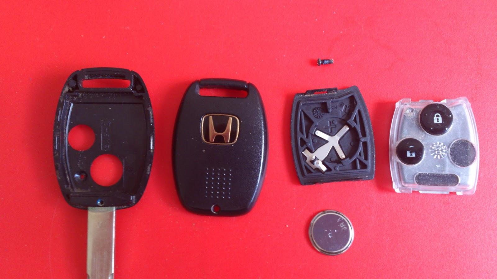 Honda Key Battery Replacement >> My Honda Stream With R18a Motor Key Battery Replacement Lithium
