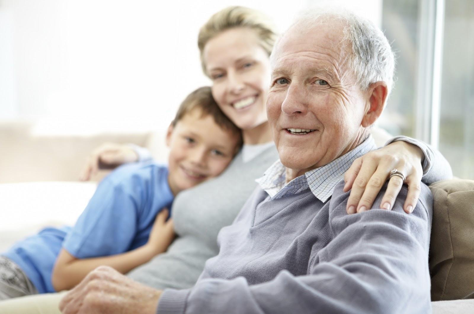 consejos para el cuidado de adultos mayores