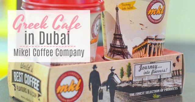 Mikel Coffee Company Dubai