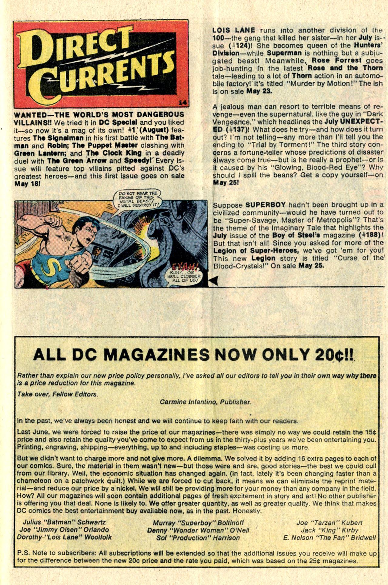 Detective Comics (1937) 425 Page 32