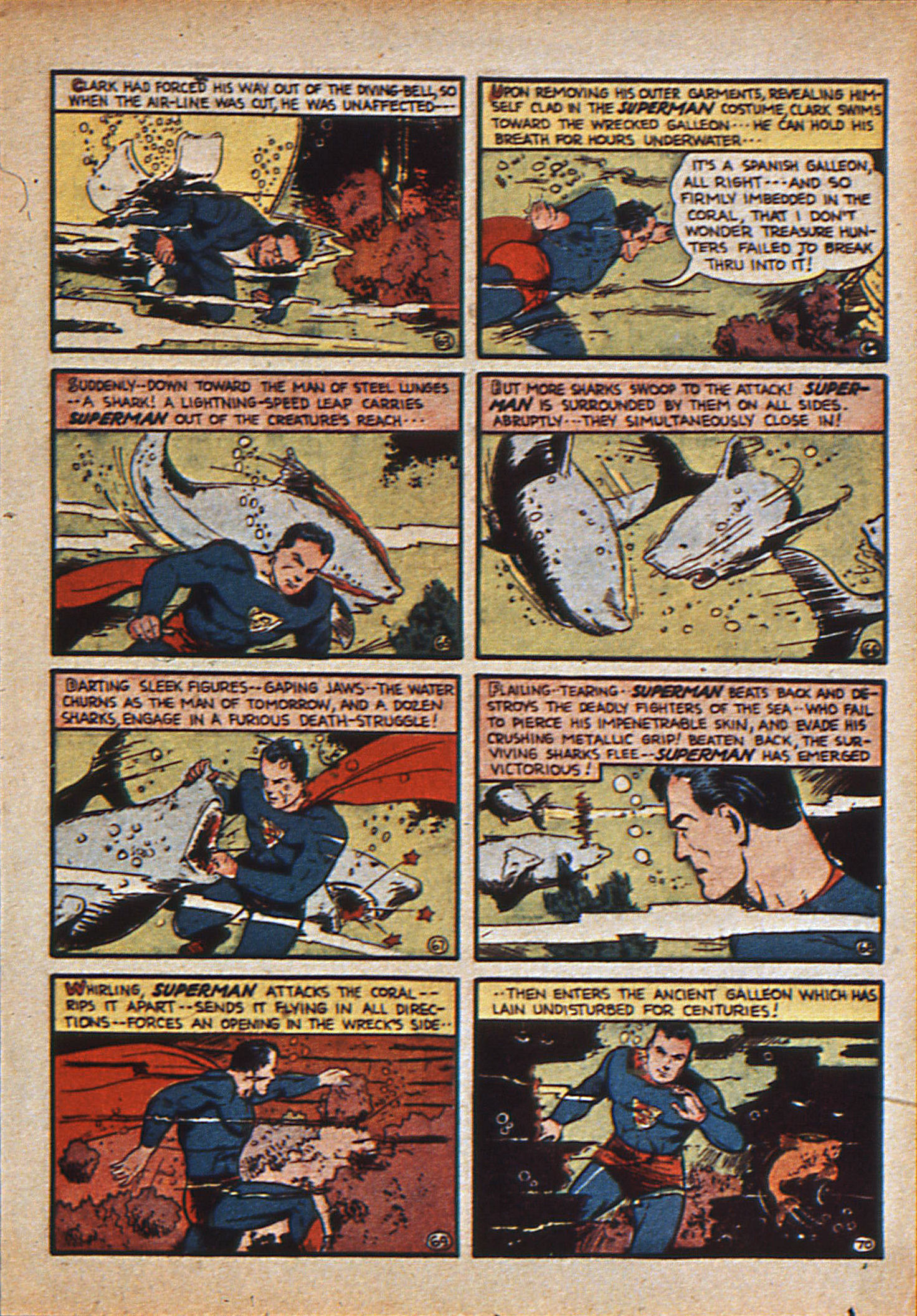Read online Action Comics (1938) comic -  Issue #15 - 12
