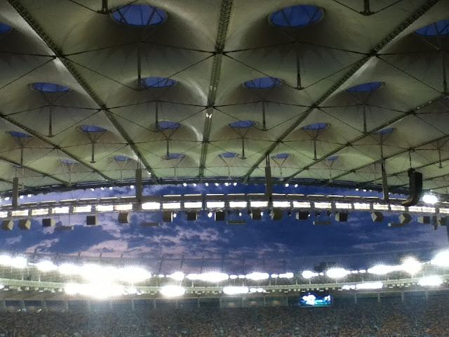 Olympic Stadium, Kiev, Ukraine