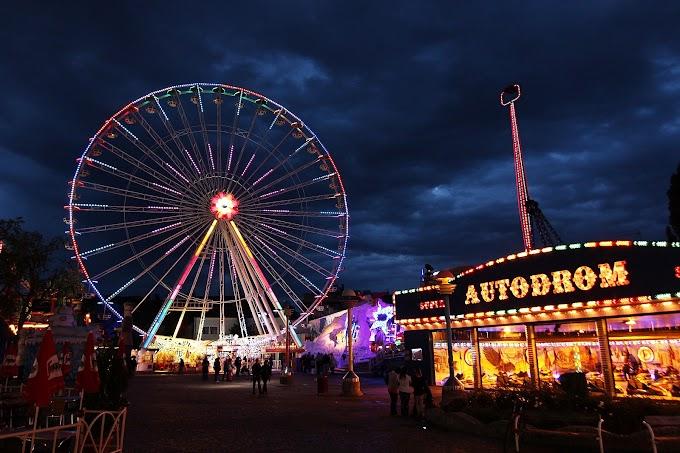 Prater, el parque de atracciones de Viena más antiguo del mundo