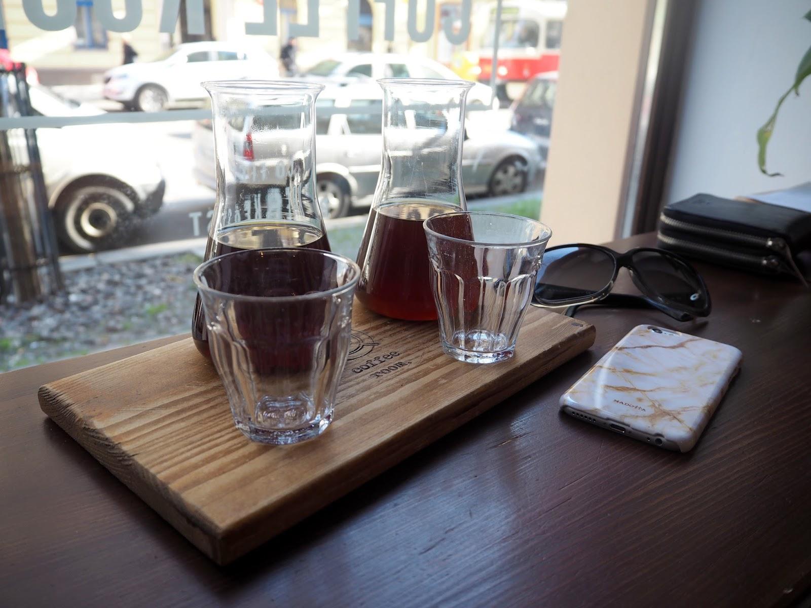 coffee room praha vinohrady kavárna