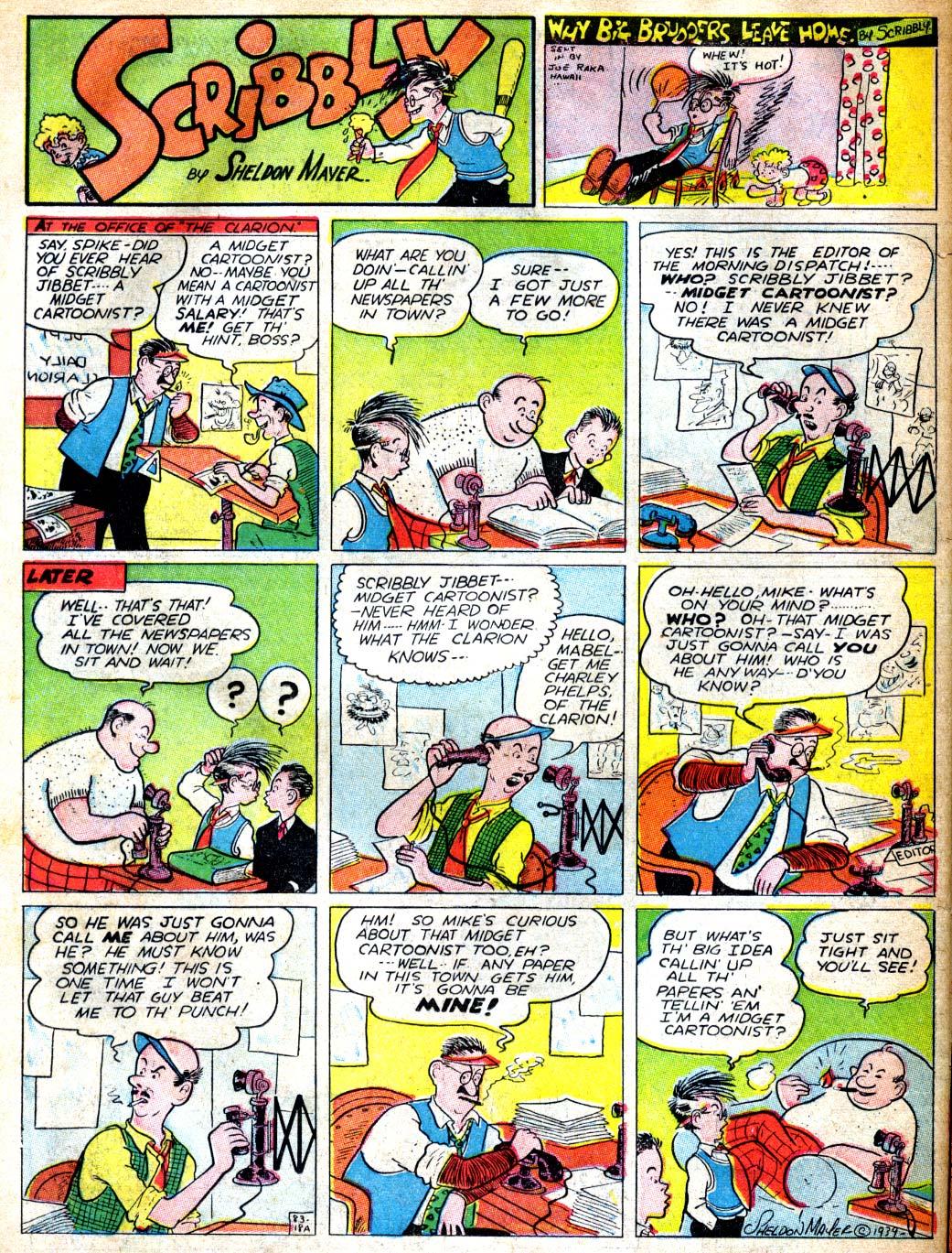 Read online All-American Comics (1939) comic -  Issue #5 - 60
