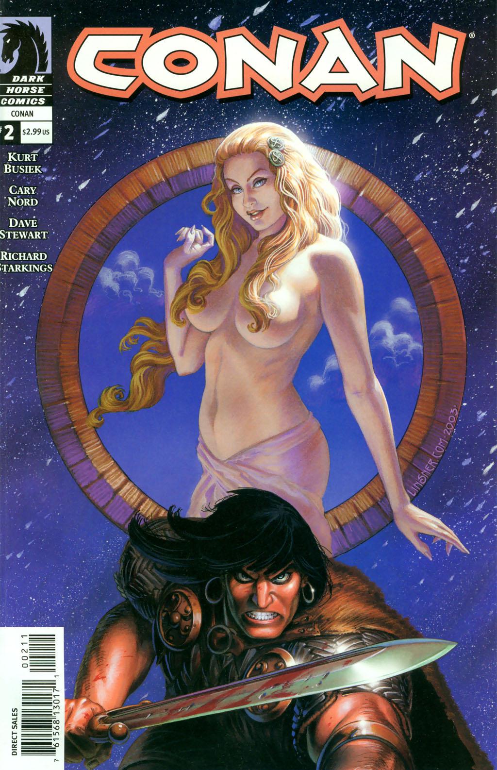 Conan (2003) 2 Page 1