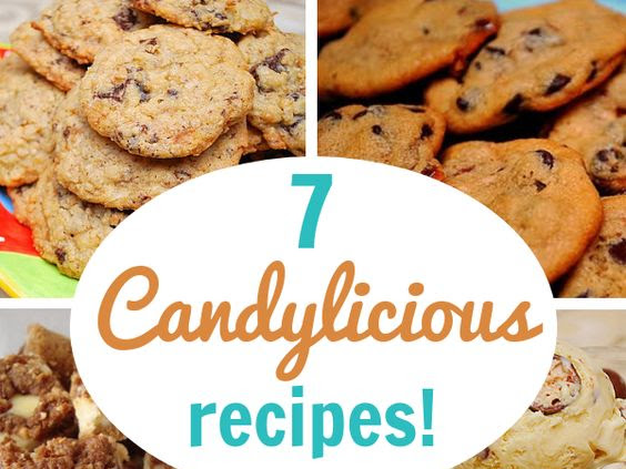 Recipe Round Up: Candylicious!