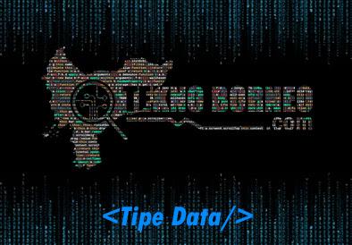 Pengertian dan Jenis-jenis Tipe Data/ Data Type dalam Pemrograman