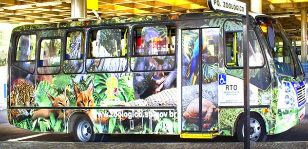 Ónibus Metrô Jabaquara-Zoo