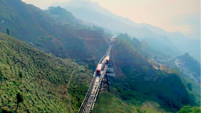 From March 31, 2018, Sapa has the most modern mountain railway in Vietnam 3