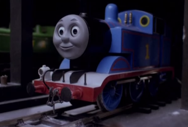 Thomas The Snark Engine Season 4 Episode 1 Grandpuff