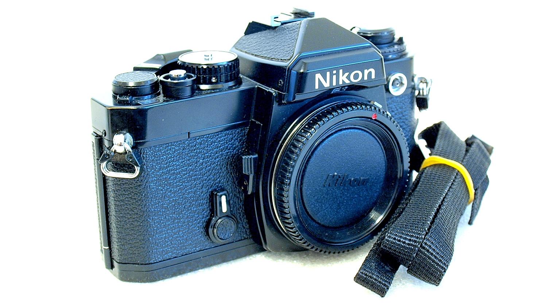 Nikon FE (Black) Body #742
