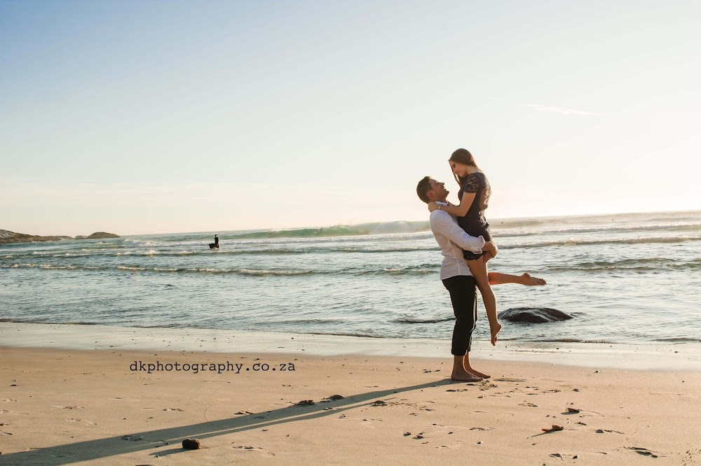DK Photography 11 Preview ~ Clarissa & Dean's Engagement Shoot on Llandudno Beach & Suikerbossie Forest  Cape Town Wedding photographer