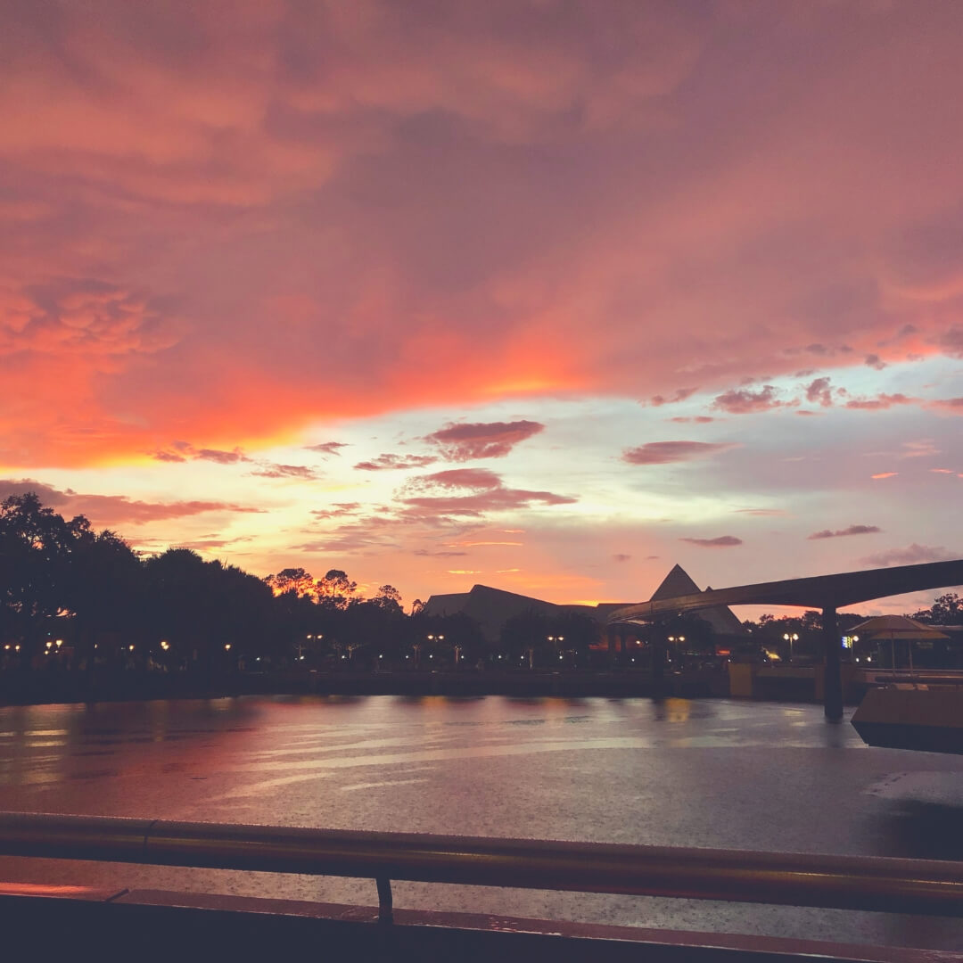 7 Things To Do In Epcot When It Rains | Rain can hamper your enjoyment of the park, but here's a few tips to enjoy your time anyway!