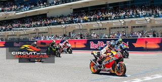 Hasil FP4 MotoGP Austin Amerika 2018: Marquez, Viñales, Rossi