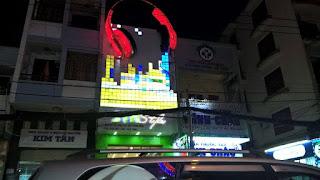 led karaoke