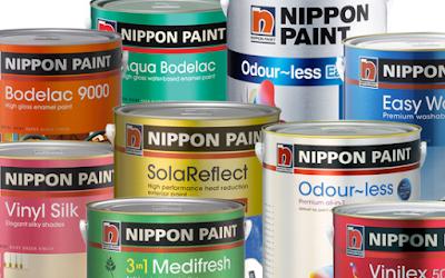 Gambar cat tembok nippon paint