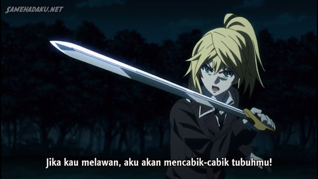Dies Irae episode 00 subtitle Indonesia