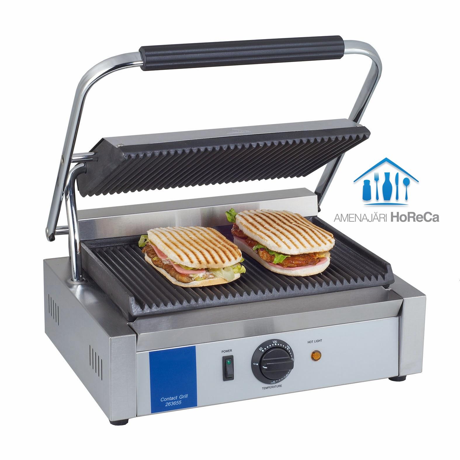 grill electric profesional, model mediun, grill electric profesional pret