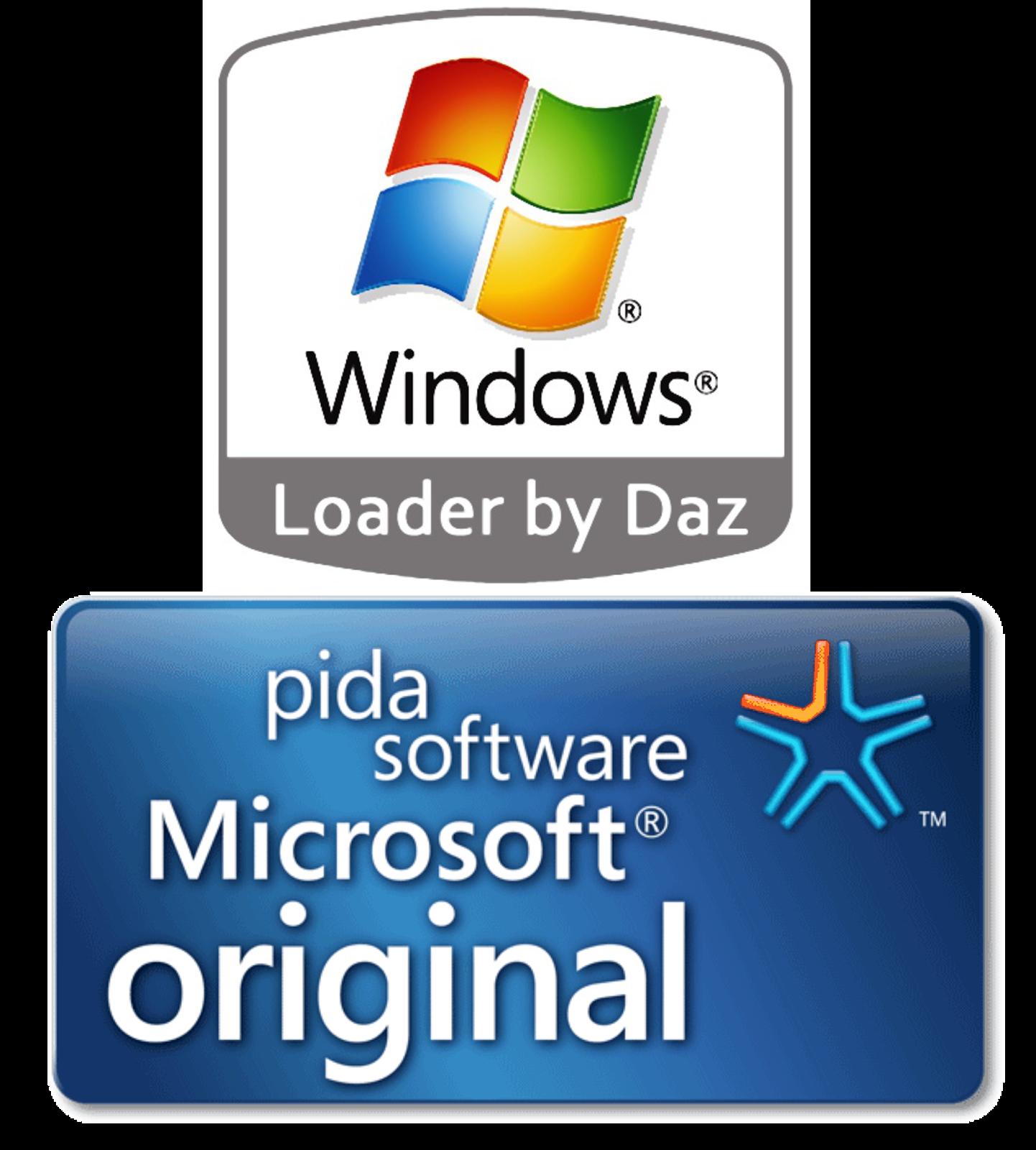 Windows Loader v2.2.2 Por DAZ