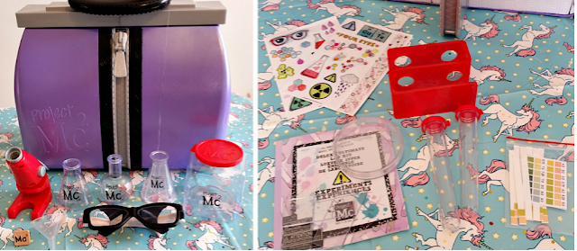 The Project Mc2 Ultimate Lab Kit.