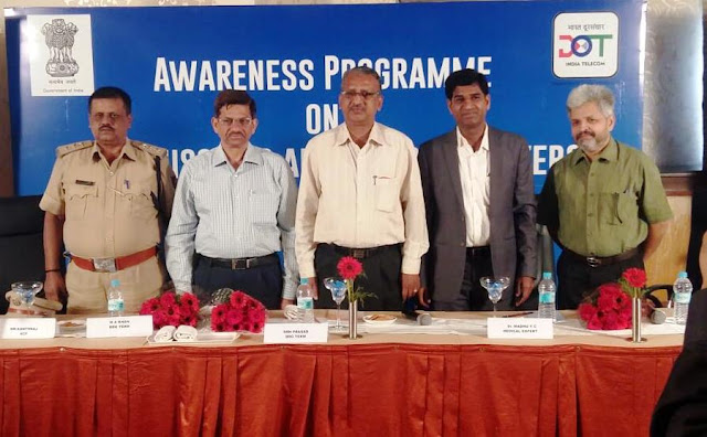 Expert Panel for the EMF Awareness Session in JP Nagar Bengaluru