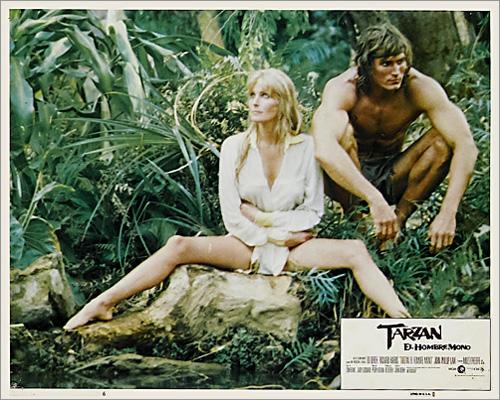 The gallery for --> Tarzan The Ape Man 1981 Movie