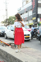 Shriya Saran looks super cute in off shoulder top and Red Skirt ~  Exclusive Celebrities Galleries 070.JPG