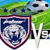 Malam Gemilang JDT Baham Kaya FC