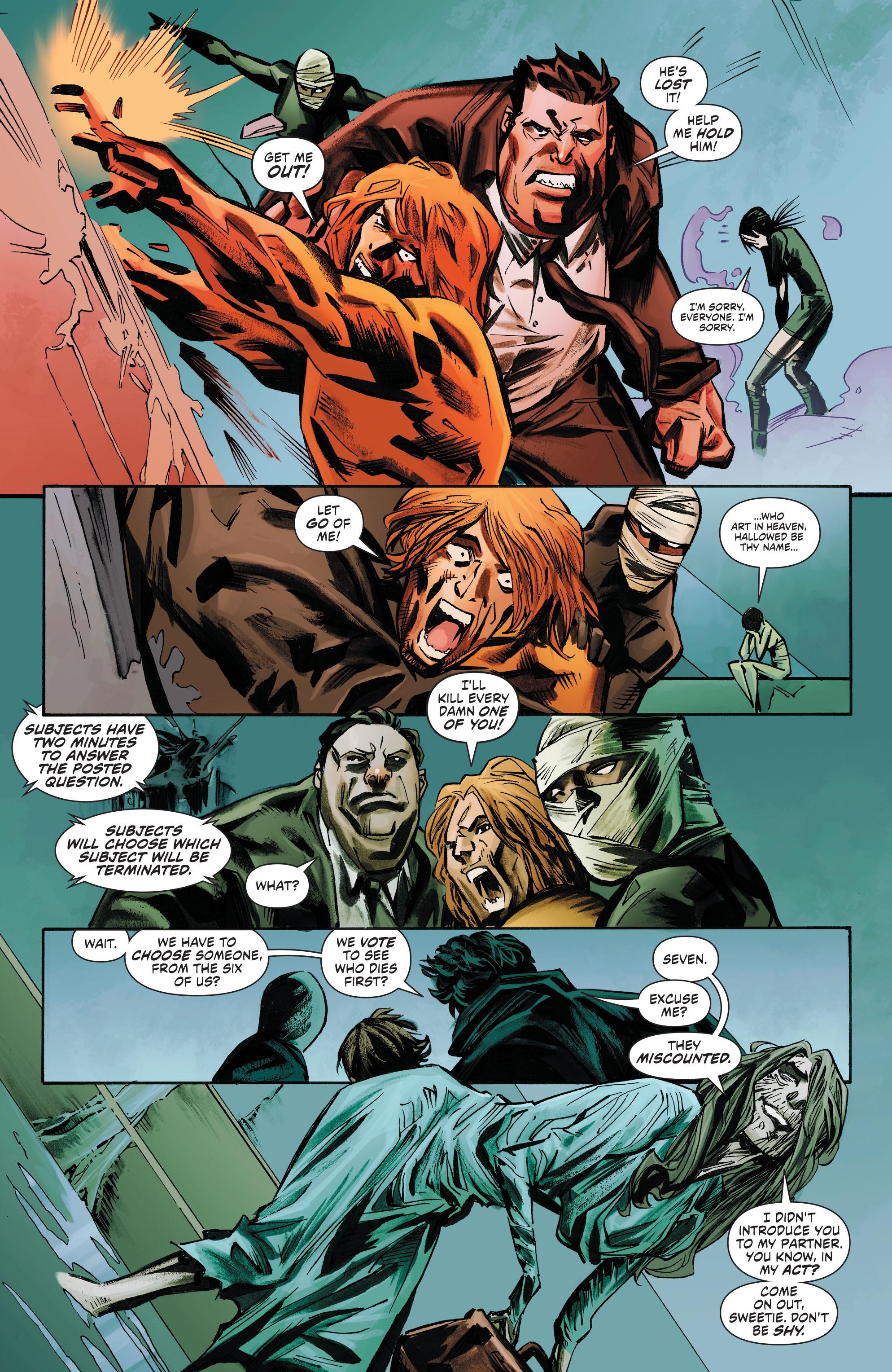 Read online Secret Six (2015) comic -  Issue #1 - 20