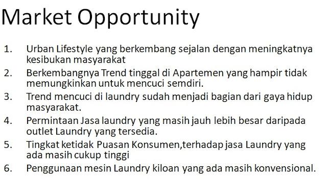 oportunity Waralaba atau franchise Laundry Koin