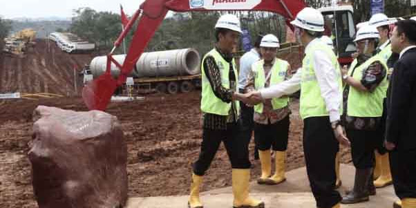 Duit Pinjaman dari Cina Tak Cair-cair, Proyek Kereta Cepat Jakarta-Bandung Mangkrak!