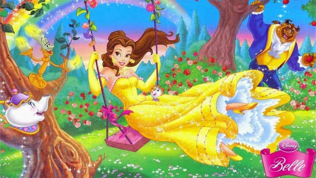 Disney Character Wallpapers -  Belle