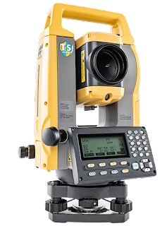 TOPCON GM 105 TOTAL STATION