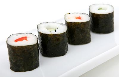 Kimbab Makanan Korea yang Mirip Masakan Indonesia Lemper