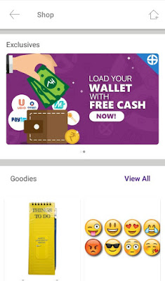 Tips to earn Infinity Paytm cash step4