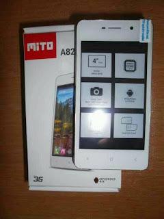Firmware MITO A82 SPD (SC7731)
