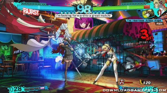 Persona 4 Arena Ultimax - Download game PS3 PS4 RPCS3 PC free