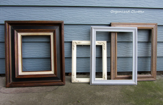 Assortment of Gallery Frames