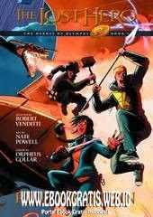 Ebook Novel Rick Riordan -The Heroes of Olympus 1 - The Lost Hero - Full Halaman