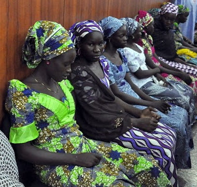 chibok girl 100 strokes of cane marry boko haram