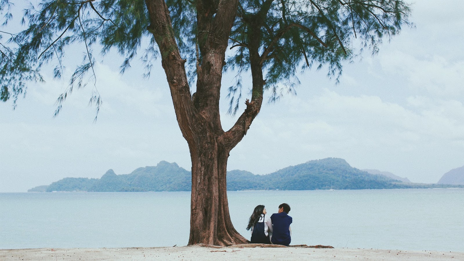 The couple holding their wedding in Langkawi, Malaysia where Jesseca Liu grew up, at the beach.